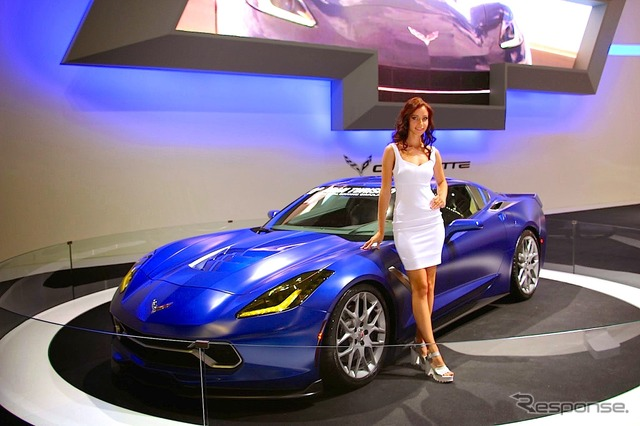 Chevrolet Corvette Stingray Gran Turismo 6 version (Moscow Motor Show 14)