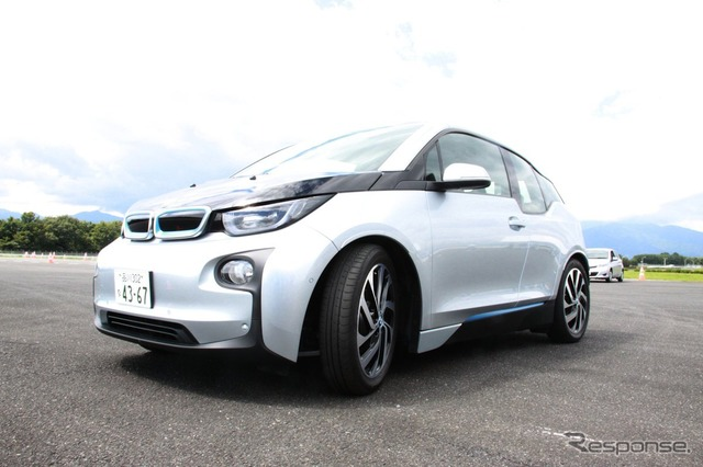 adoption of genuine ologic BMW i3 Become the pioneer of next-generation tire?