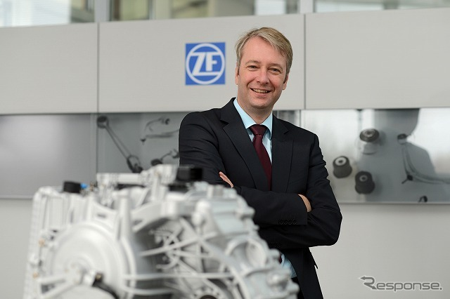 ZF Stefan Sommer CEO