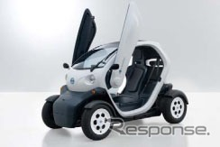 Nissan new mobility concept reference image