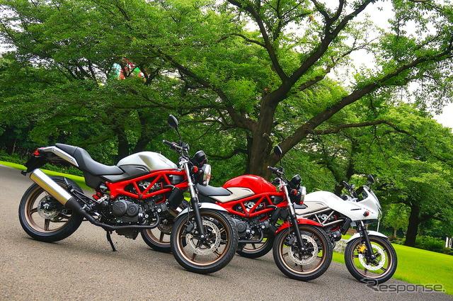 Honda VTR series