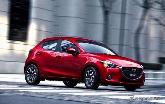 New Mazda2 for Japan