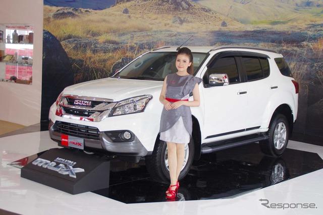 Jakarta Motor Show 14