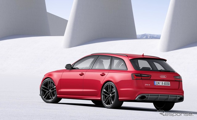 Audi RS6 จัดการปรับเปลี่ยนใหม่