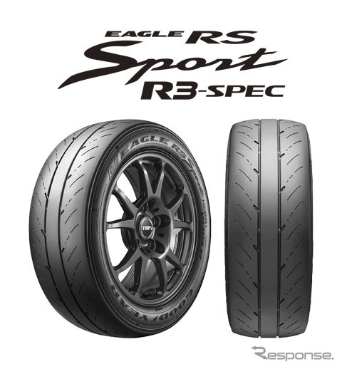 Goodyear and EAGLE RS Sport R3-SPEC