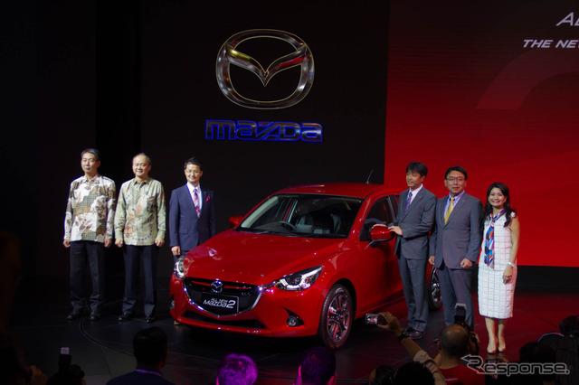Mazda Demio (Jakarta Motor Show 14)