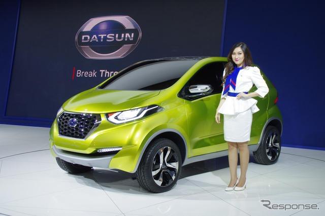 Datsun Lady go (14 Jakarta motor show)
