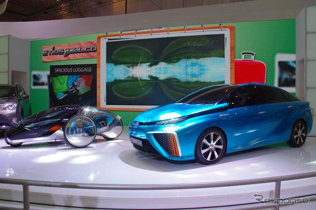 Toyota (Jataka Motor Show 14)