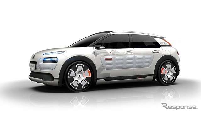 Citroen C4 Cactus air flow 2 l