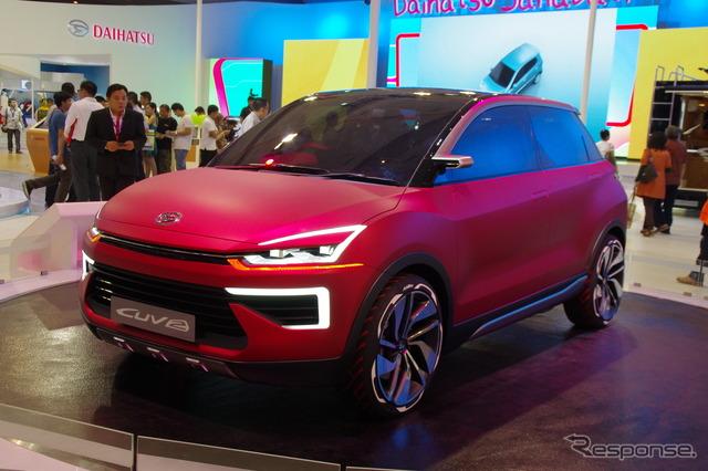 Daihatsu CUV2 concept (2014 Jakarta Motor Show)