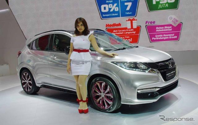 Honda HR-V Modulo concept (2014 Jakarta Motor Show)