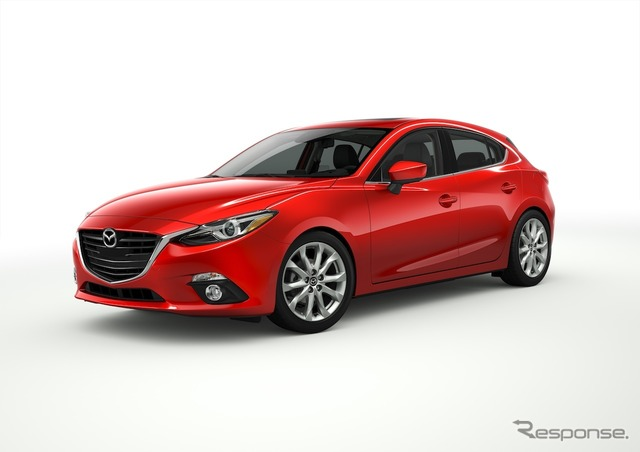 New Mazda MAZDA3 car