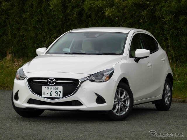 Mazda Demio 13S L package