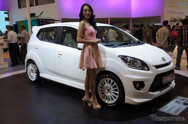 Daihatsu IRA GT2 (Jakarta Motor Show 14)