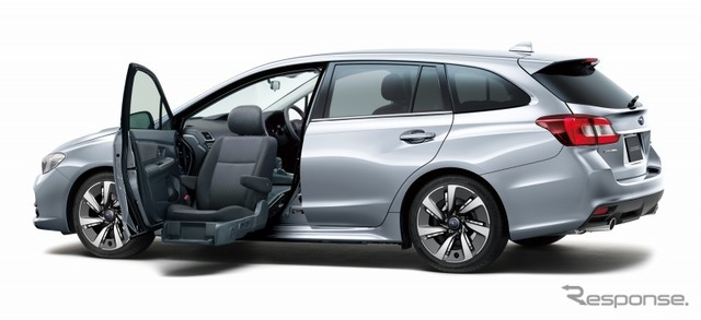 Subaru Levorg 1.6GT with Wing Seat Driver Assistance