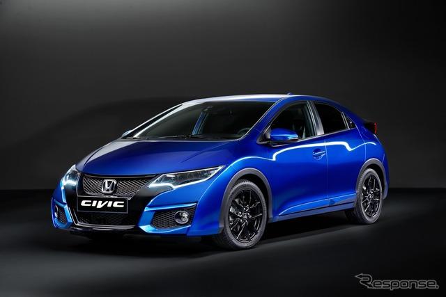 Honda Civic 2015-olahraga