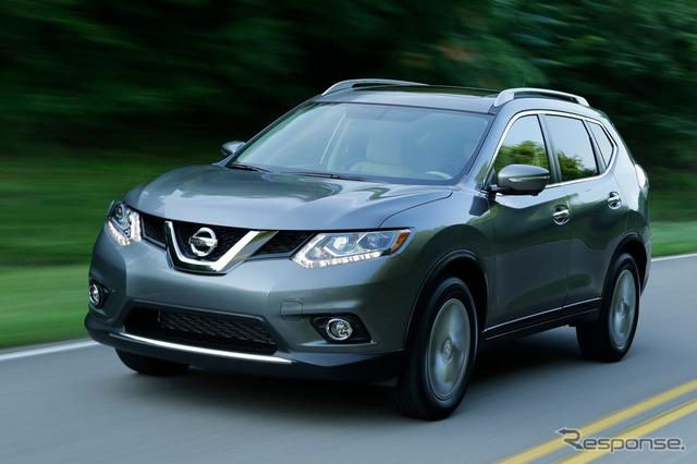 New Nissan Rogue