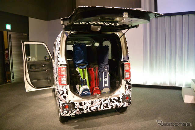 Daihatsu's new kei passenger car