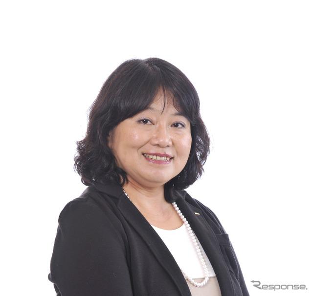 Nissan was appointed Uruguay Ambassador Tanaka Michiko