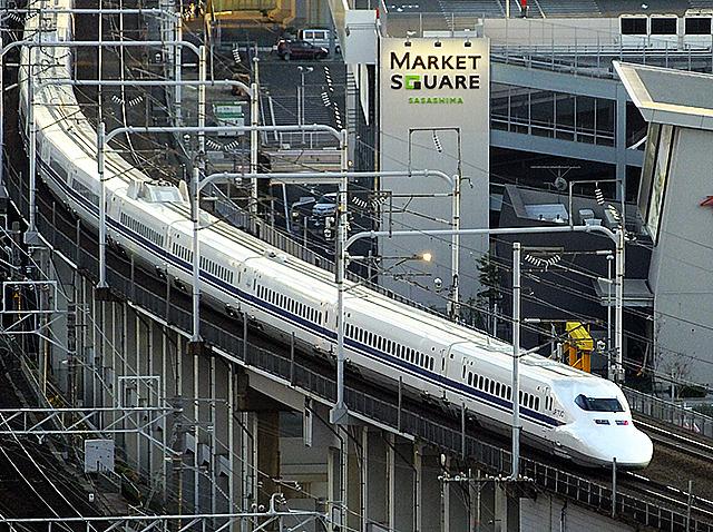 JR Tokaido Shinkansen