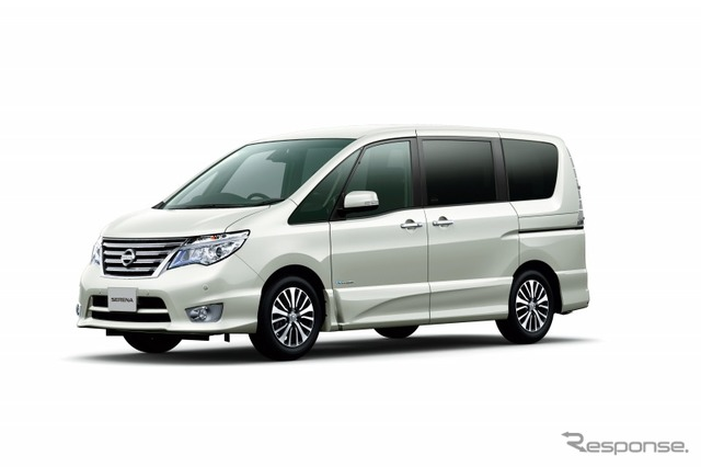 Nissan / Serena V selection + safety