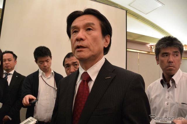 Nissan automobile Kawaguchi h. Senior Managing Executive Officer