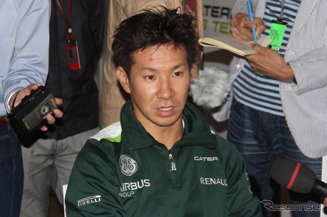 Kamui Kobayashi (F1 Japan GP)