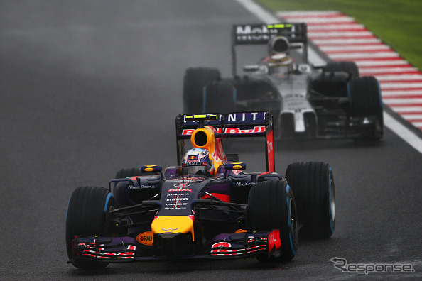 F1 Japan GP 2014
