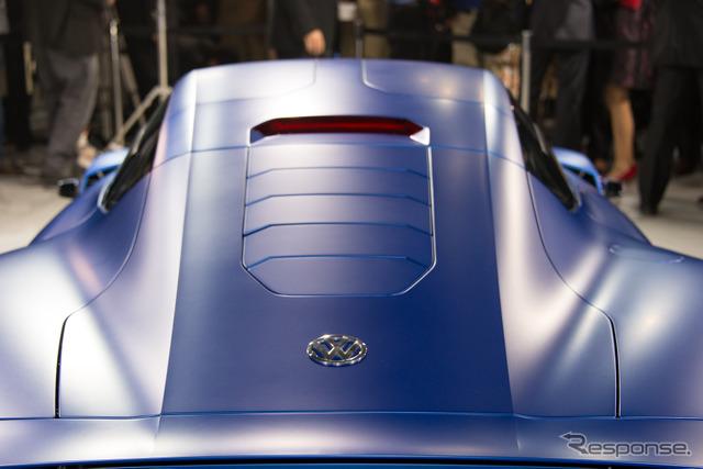 กีฬา VW XL (14 ปารีสมอเตอร์โชว์)