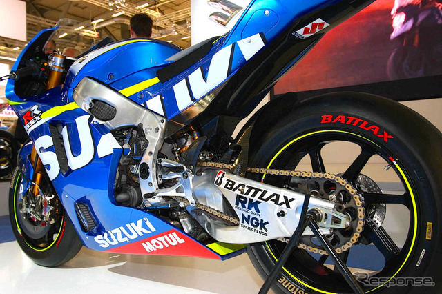 Suzuki GSX-RR (Germany 2014 INTERMOT)