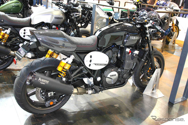 เยอรมนี(แข่ง Yamaha XJR1300 และ Intermat 2014 )