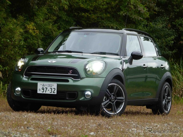 MINI crossover Cooper SD