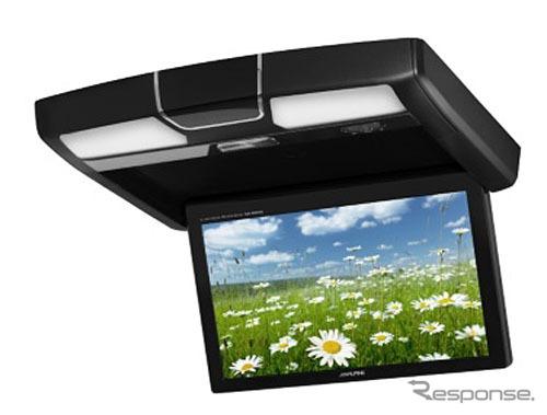 Alpine, rear-vision TMX-RM3205