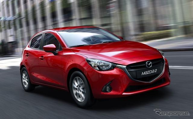 New Mazda2 (Demio in Japan)