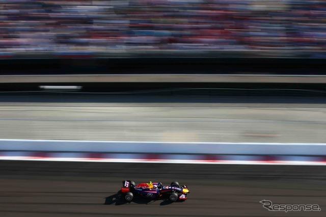 F1 round 16 Prix Russia