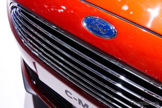 Ford c-Max (14 at the Paris Motor Show)