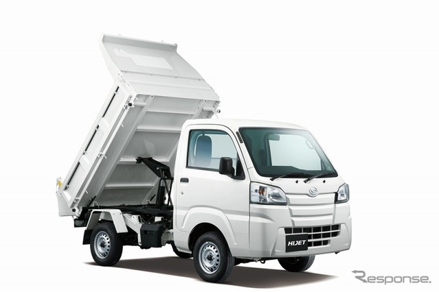 Daihatsu Hijet truck specially equipped vehicle