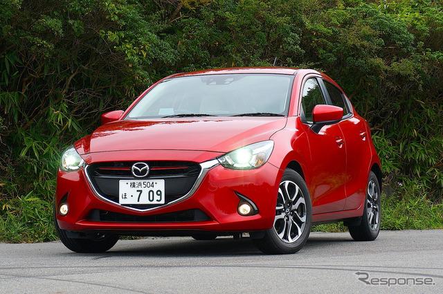 Mazda Demio XD touring