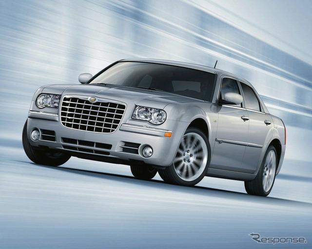 Former Chrysler 300.