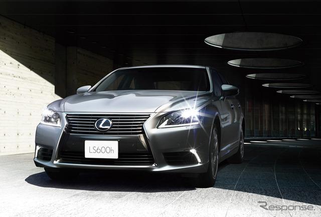 Lexus LS600h Version L