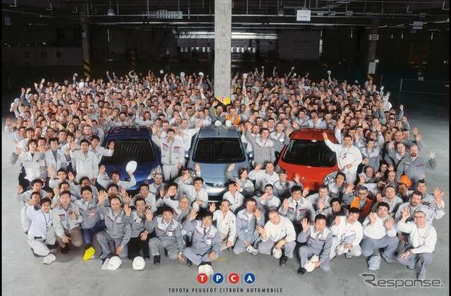 Toyota's Czech plant