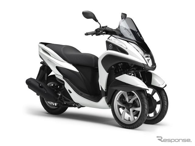 Yamaha Tri MW125