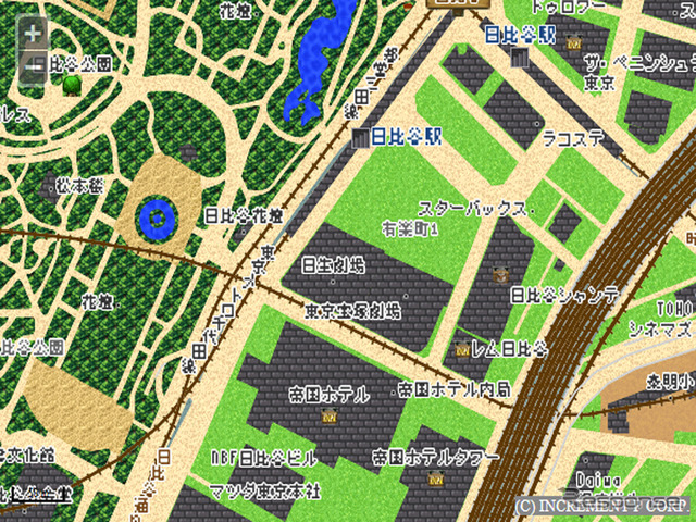 RPG style maps