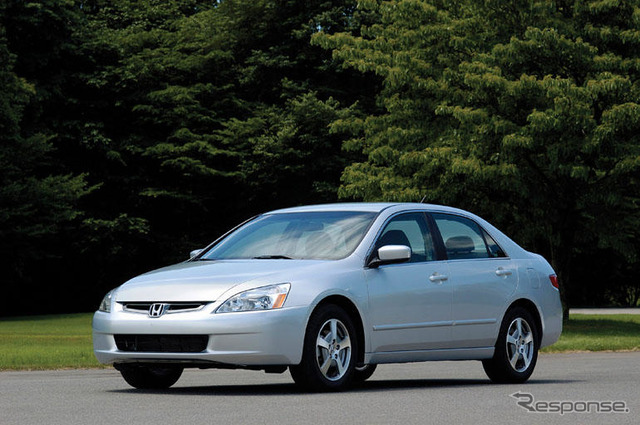 2003-2007 model Honda Accord (Japan name: inspire).