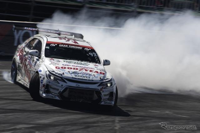 Goodyear Racing's Kuniaki Takahashi
