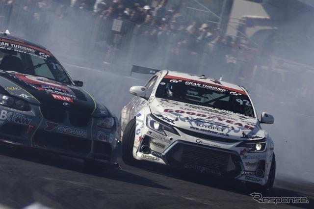 Goodyear racing, Kuniaki Takahashi (photo: Goodyear)