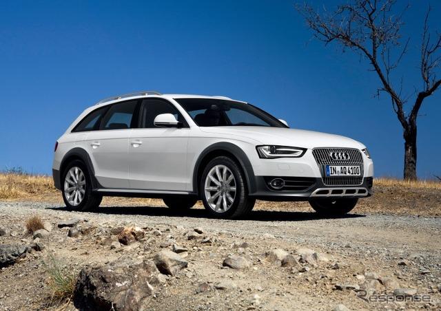 Audi, A4 allroad quattro