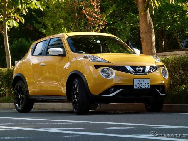 Nissan Juke 15 RX personalization