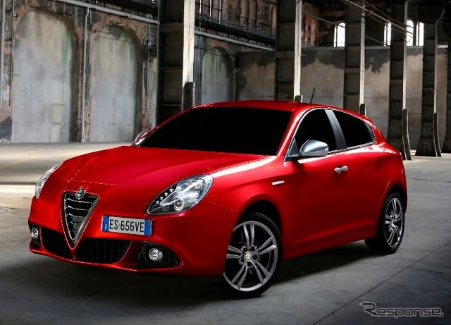 Alfa Romeo Giulietta Sprint junior