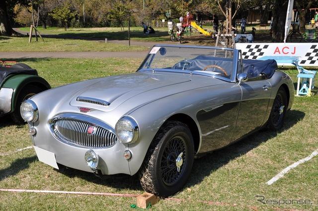 1964 Austin here 3000 MKIII